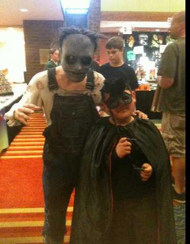 Monster Mania Con 2013