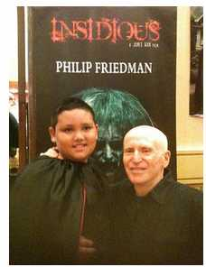 Philip Friedman Insidious