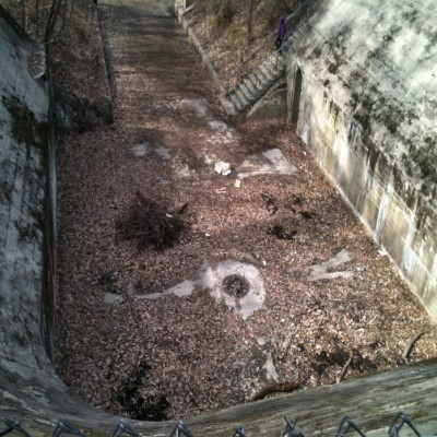 Pics Of The Ruins Of Fort Howard Park
