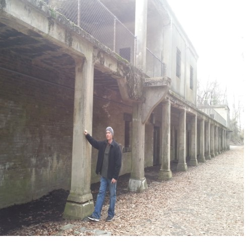 Pics Of The Ruins Of Fort Howard Park » Mazzastick