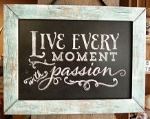 Live with passion_opt