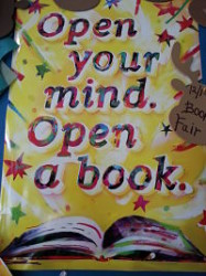 Open your mind open a book