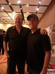 Courtney Gains Monster Mania Con