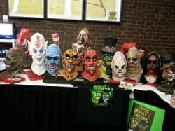 Masks Monster Mania Con