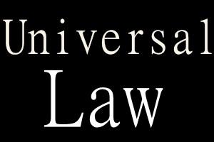 Universal Law