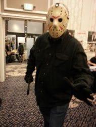 Jason Voorhees Monster-Mania con