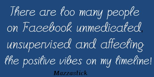 Facebook funny quote