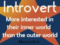 Introvert Personality Type – Go Away Please!