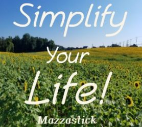 55 Ways to Simplify Your Life